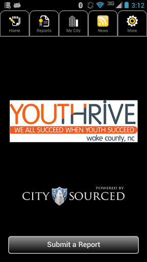 Youth Thrive Map App