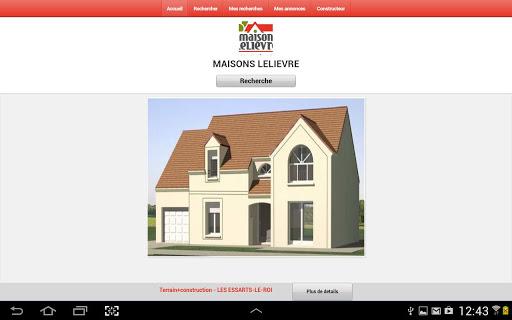 Maisons Lelièvre - Coignières