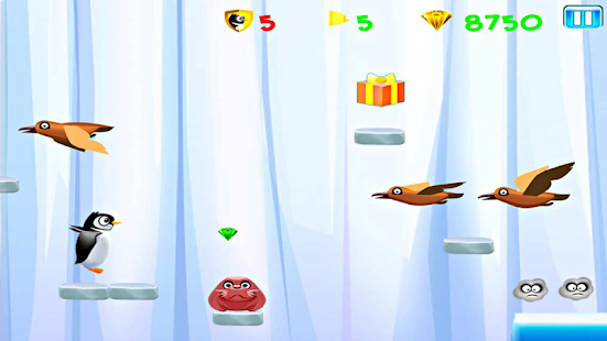 Run Kelvin - Penguin Run- screenshot thumbnail
