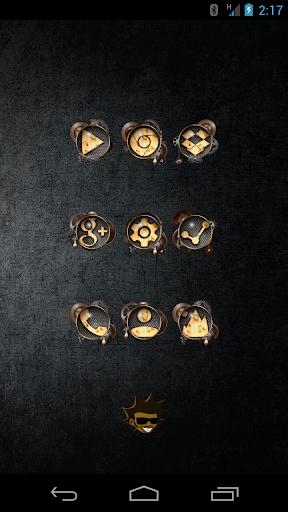 玩免費個人化APP|下載Tha Steampunk - Icon Pack app不用錢|硬是要APP