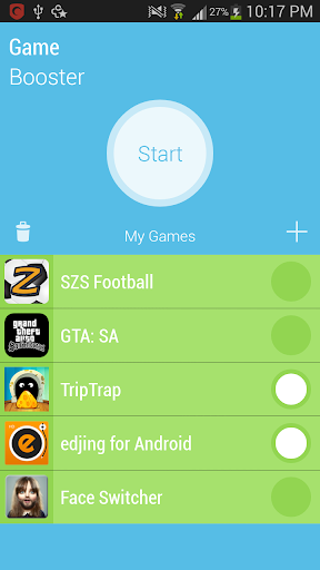 Game Booster : 2X Gaming Speed  screenshots 1
