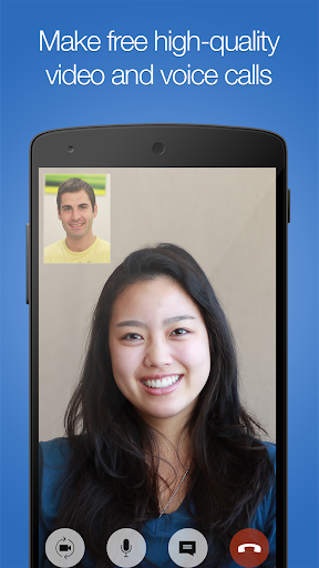 imo free video calls and chat 9.8.000000010501 screenshots 1