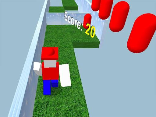 Mario Infinite Runner