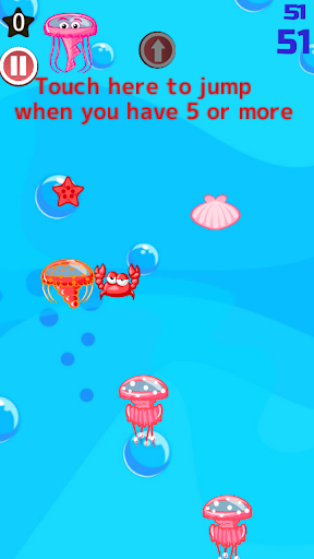 Jumping Crab