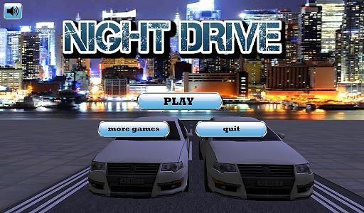 Night Drive - 3D Parking NIght