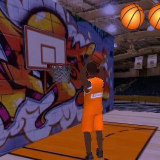 농구 게임 3D