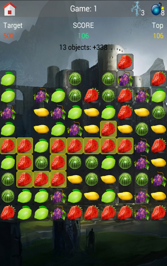 Jewel Fruit Boom - Android Apps on Google Play