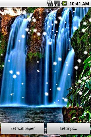 Download 4D Waterfall Live Wallpaper Google Play softwares ...