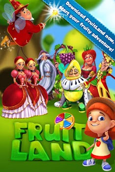 Fruit Land – match3 adventure