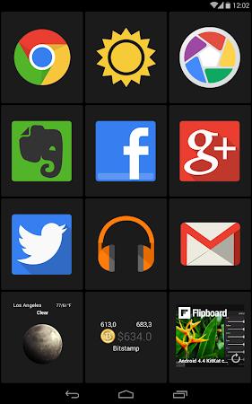 BIG Launcher Easy Phone DEMO 2.5.7 screenshot 446489