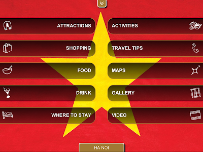 Hanoi/Halong Travel Guide screenshot 5