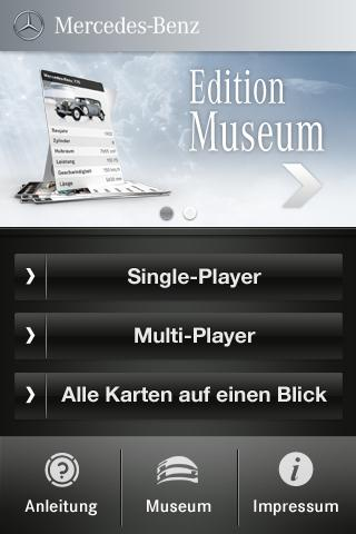Mercedes-Benz Quartets - screenshot