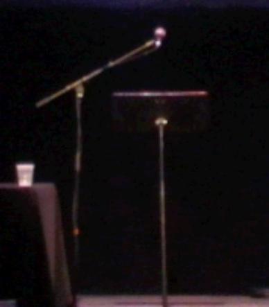 VIDEO / Steve McCaffery reading at TCR's 40th Anniversary Event