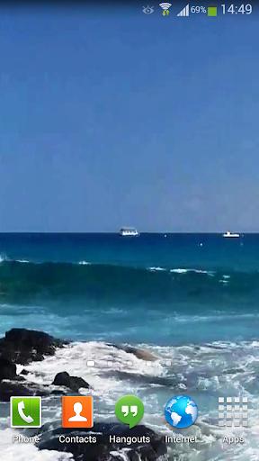 Ocean Waves Live Wallpaper 14  screenshots 4