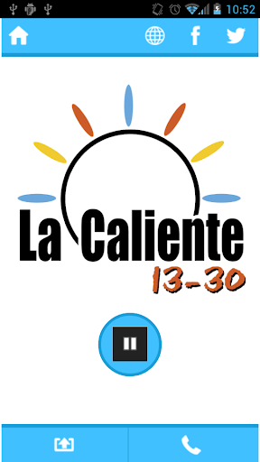La Caliente 1330 radio