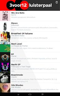 3VOOR12 Luisterpaal - screenshot thumbnail