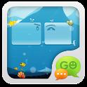 GO SMS Pro Ocean Theme logo