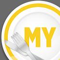 LIVESTRONG.COM Calorie Tracker logo