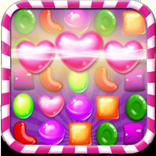 糖果風暴 Candy Storm Mania 休閒 App LOGO-硬是要APP