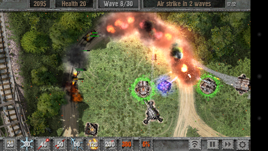 Defense Zone 2 HD Screenshot 5