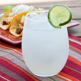 Easy Lime Punch.