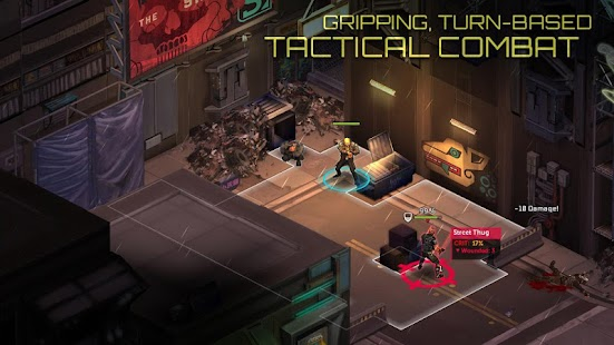 Shadowrun Returns Screenshot 3
