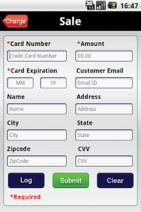 Merchant Account - screenshot thumbnail