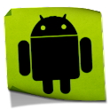 Sticky (launcher theme) logo
