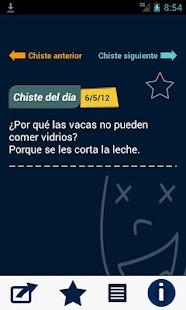 El Chiste del Día- screenshot thumbnail
