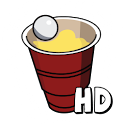 Beer Pong HD logo