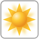 Weather Free mobile app icon