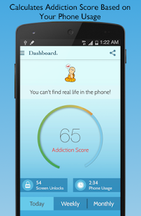 BreakFree Cell Phone Addiction- screenshot thumbnail