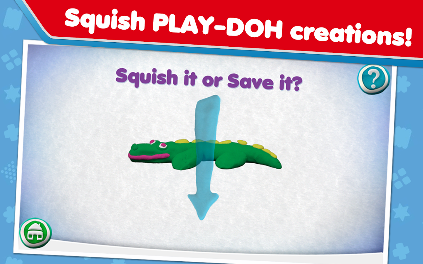 PLAY-DOH Create ABCs - screenshot