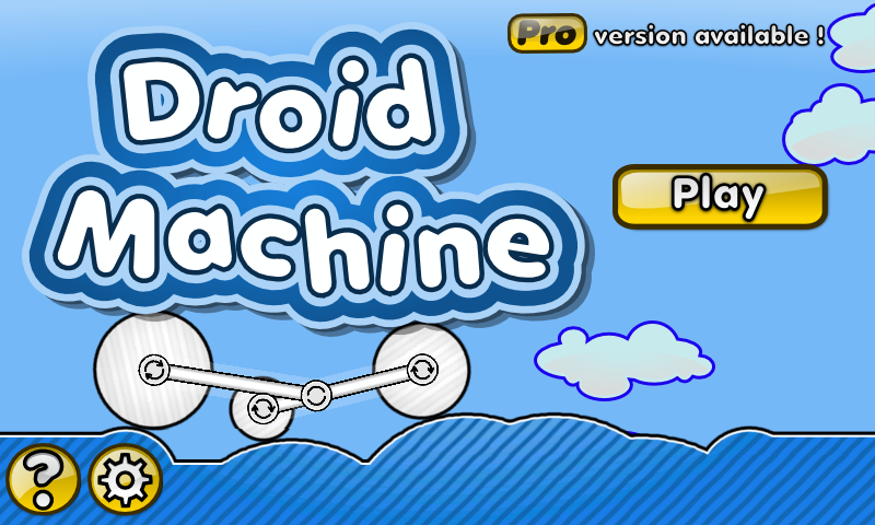 Droid Machine - screenshot