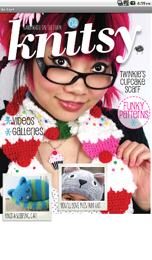 Knitsy Issue 4