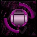 ADW Theme BinaryPink icon