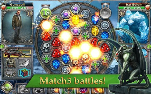 Gunspell – Match 3 Battles 8