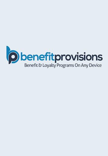 Benefit Provisions Client Demo