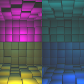 Cubes 3D Live Wallpaper