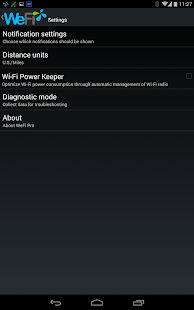 WeFi Pro - Automatic Wi-Fi - screenshot thumbnail