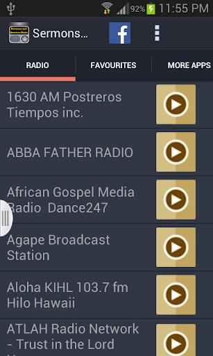 Sermons and Services Radio