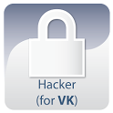 Hacker (for VK) icon