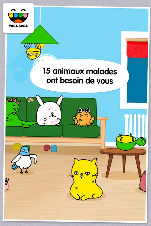 Toca Pet Doctor – Capture d'écran