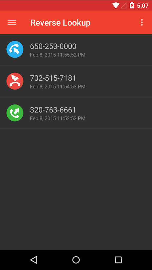 Reverse Phone Lookup | Phone Number Search | 411