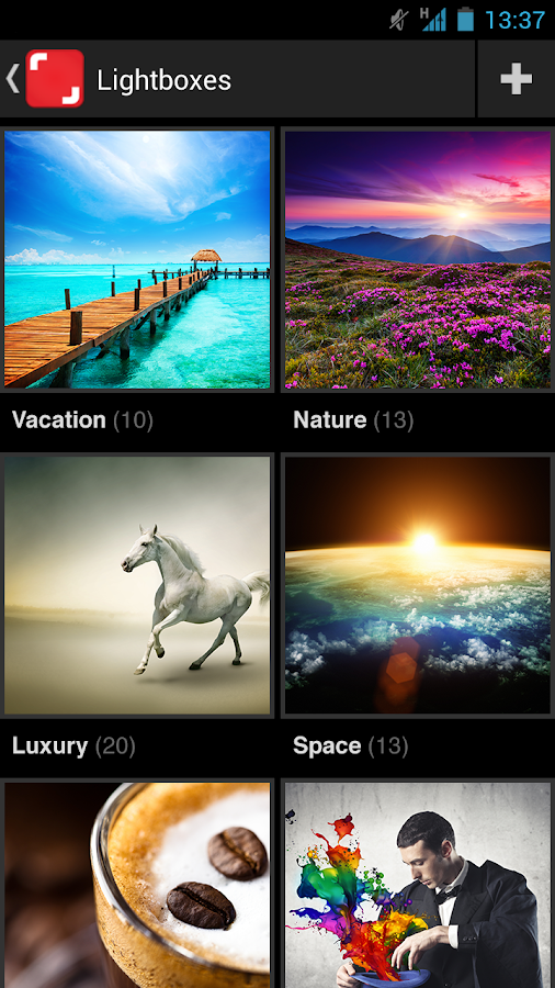 Shutterstock - screenshot