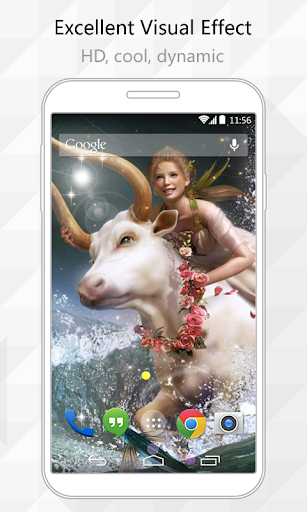 Taurus Live Wallpaper