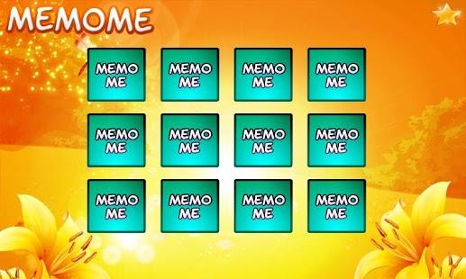 Memo Me- screenshot thumbnail