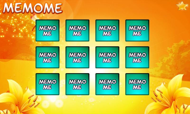 Memo Me- screenshot