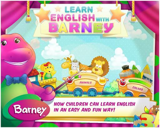 跟 Barney 学英语