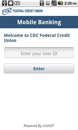 CDC FCU